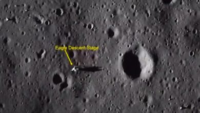 Traces of the presence of US astronauts found on the moon