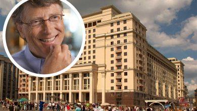 Why Bill Gates bought the Moskva Hotel opposite the Kremlin